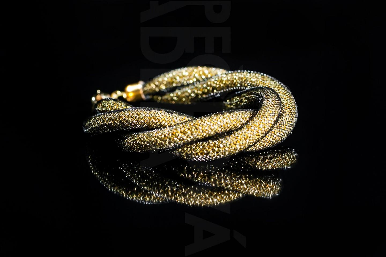 Simplefall kolekce zlatá 02